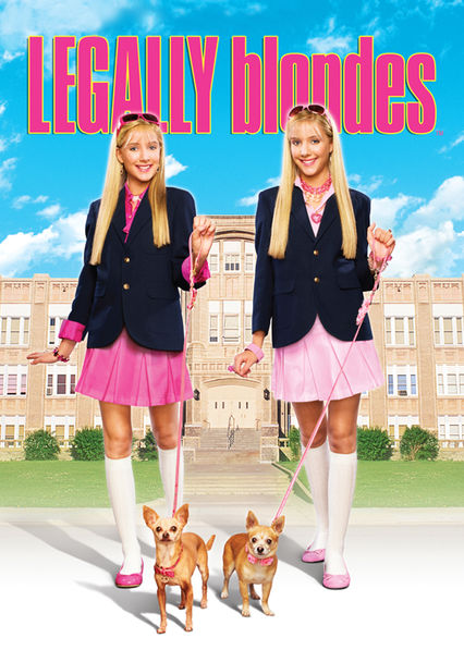 Legally Blondes on Netflix AUS/NZ
