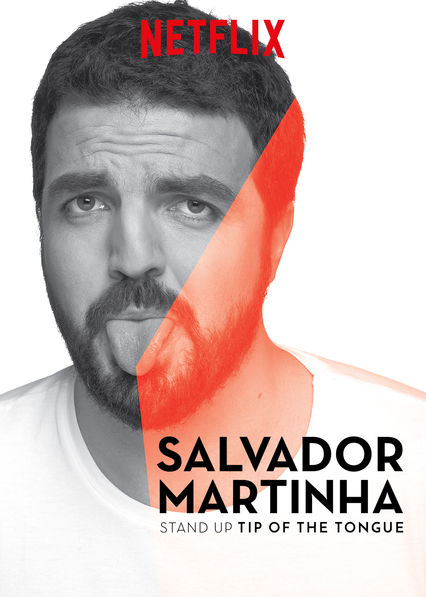 Salvador Martinha - Tip of the Tongue on Netflix AUS/NZ