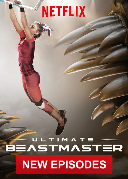 Ultimate Beastmaster on Netflix AUS/NZ