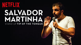 Salvador Martinha - Tip of the Tongue (2016)