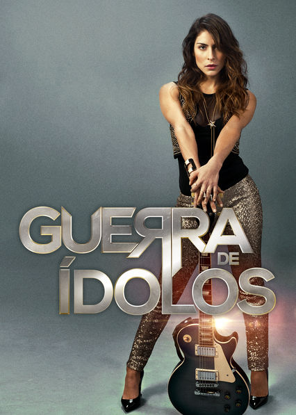 Guerra De Idolos on Netflix AUS/NZ