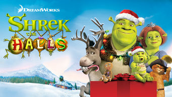 DreamWorks Shrek the Halls (2008)