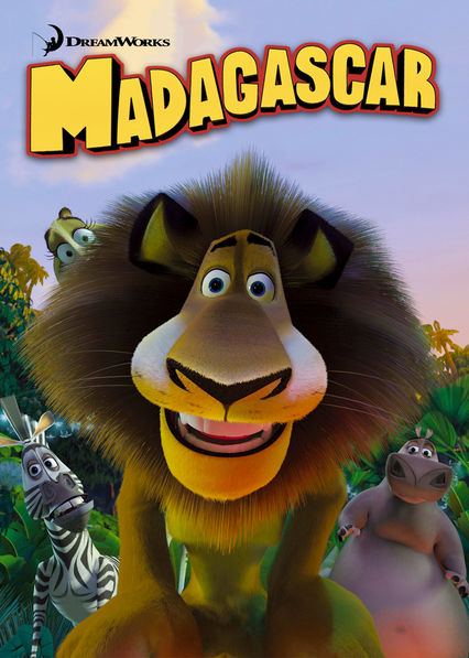 Madagascar on Netflix AUS/NZ