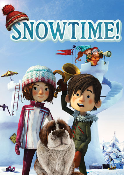 Snowtime! on Netflix AUS/NZ