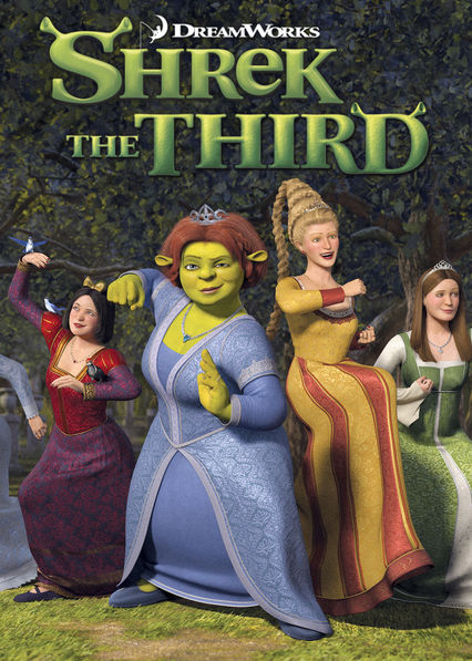 Shrek the Third on Netflix AUS/NZ
