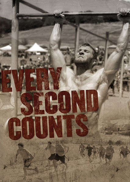 Every Second Counts: The Story of the 2008 CrossFit Games on Netflix AUS/NZ