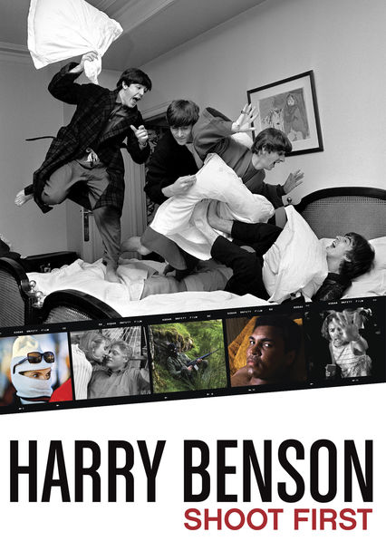 Harry Benson: Shoot First on Netflix AUS/NZ