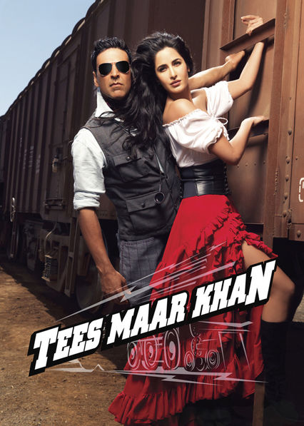 Tees Maar Khan on Netflix AUS/NZ