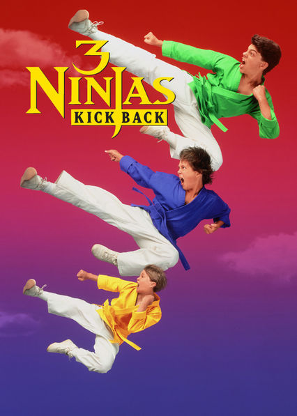 3 Ninjas: Kick Back on Netflix AUS/NZ