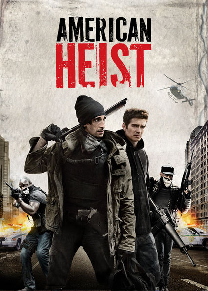 American Heist on Netflix AUS/NZ