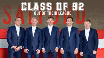 Class of '92: Out of Their League (2016)