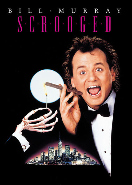 Scrooged on Netflix
