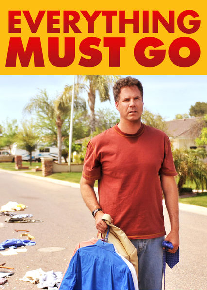 Everything Must Go on Netflix AUS/NZ