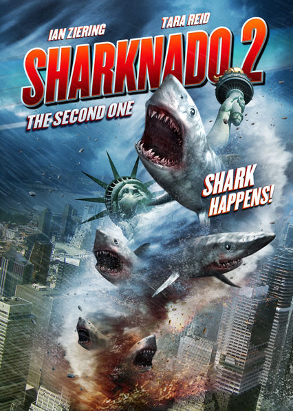 Sharknado 2: The Second One on Netflix AUS/NZ