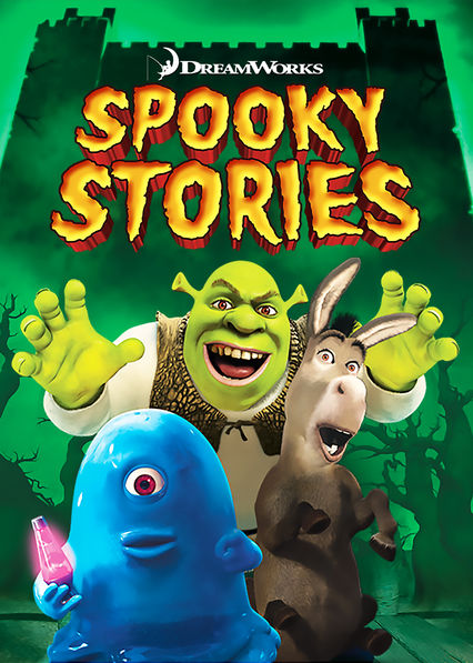 DreamWorks Spooky Stories on Netflix AUS/NZ