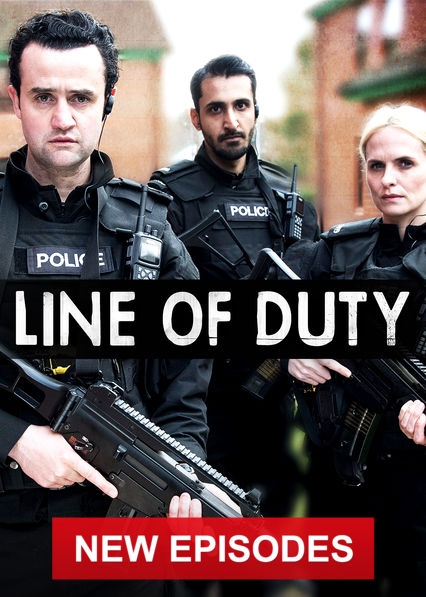 Line of Duty on Netflix AUS/NZ