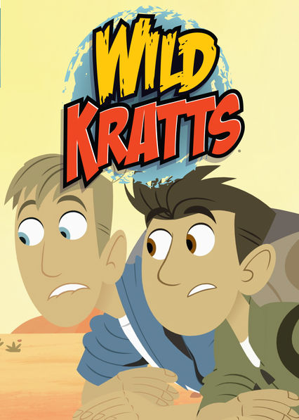 Wild Kratts on Netflix AUS/NZ