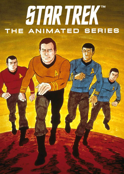 Star Trek: The Animated Series on Netflix AUS/NZ