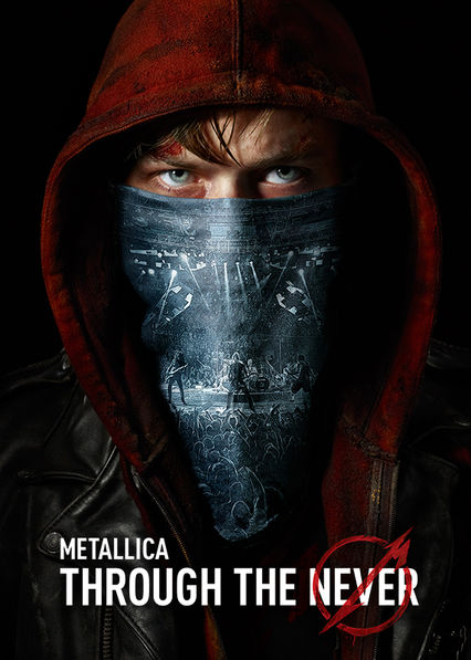 Metallica Through The Never on Netflix AUS/NZ