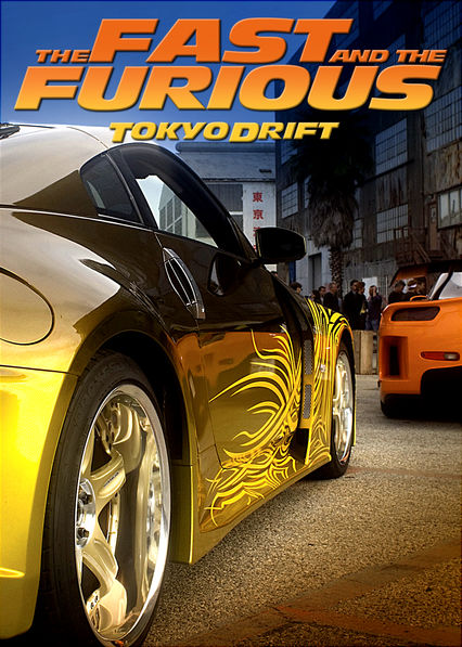 The Fast and the Furious: Tokyo Drift on Netflix AUS/NZ