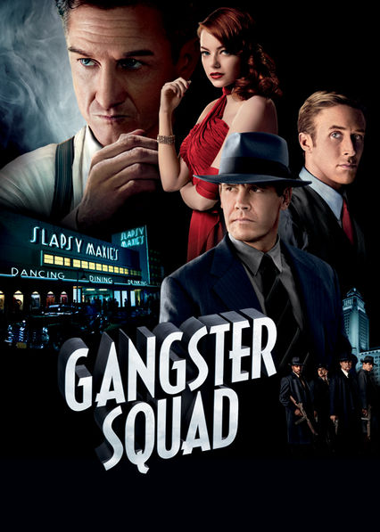 Gangster Squad on Netflix AUS/NZ