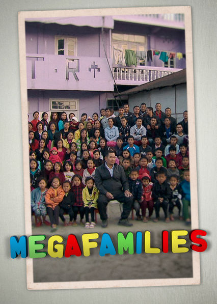 Megafamilies on Netflix AUS/NZ