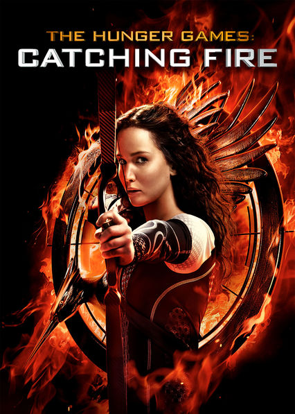 The Hunger Games: Catching Fire on Netflix AUS/NZ