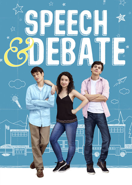 Speech & Debate on Netflix AUS/NZ