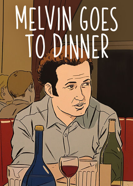 Melvin Goes to Dinner on Netflix AUS/NZ
