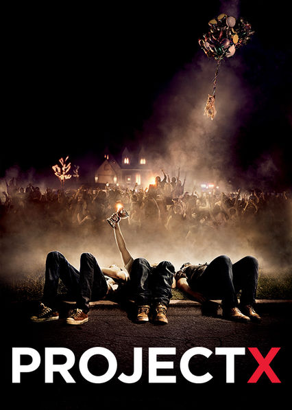Project X on Netflix AUS/NZ