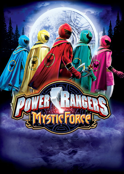 Power Rangers Mystic Force on Netflix AUS/NZ