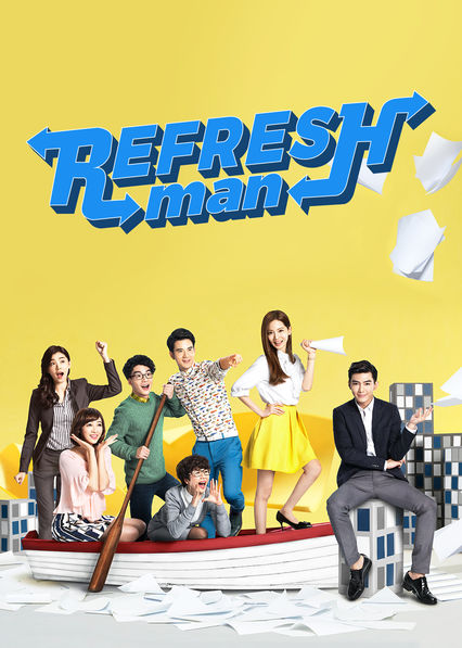 Refresh Man on Netflix AUS/NZ