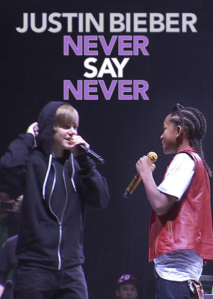 Justin Bieber: Never Say Never on Netflix AUS/NZ