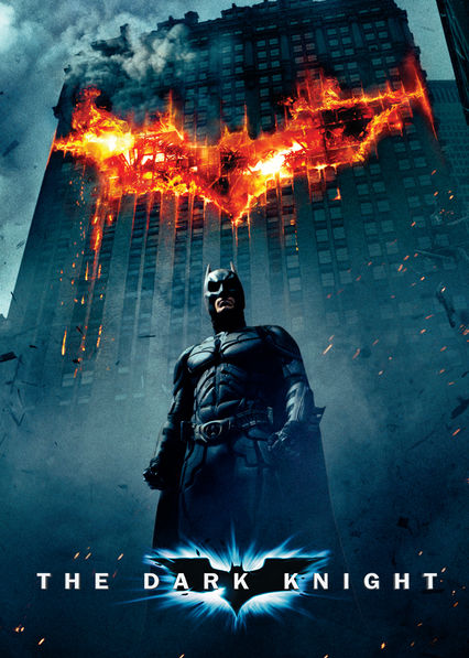 The Dark Knight on Netflix AUS/NZ