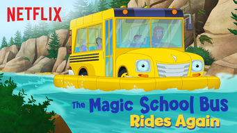 The Magic School Bus Rides Again (2018)