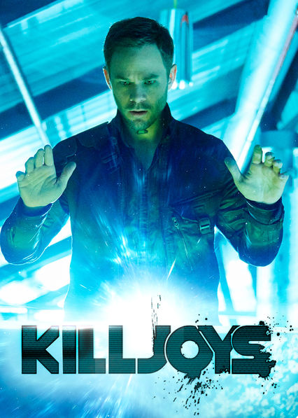 Killjoys on Netflix AUS/NZ