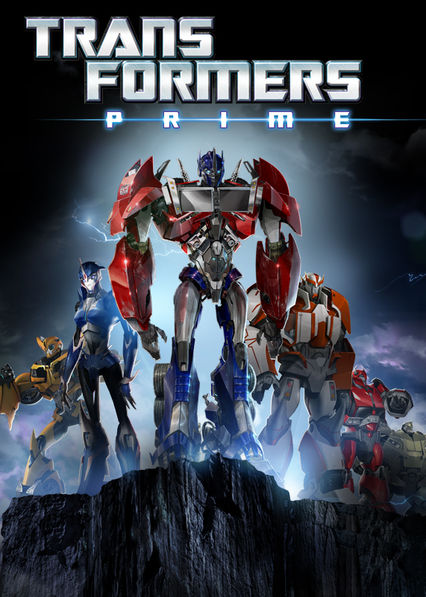 Transformers Prime on Netflix AUS/NZ