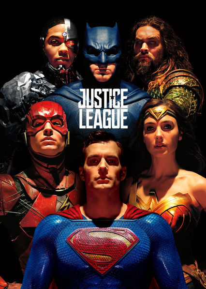 Justice League on Netflix AUS/NZ