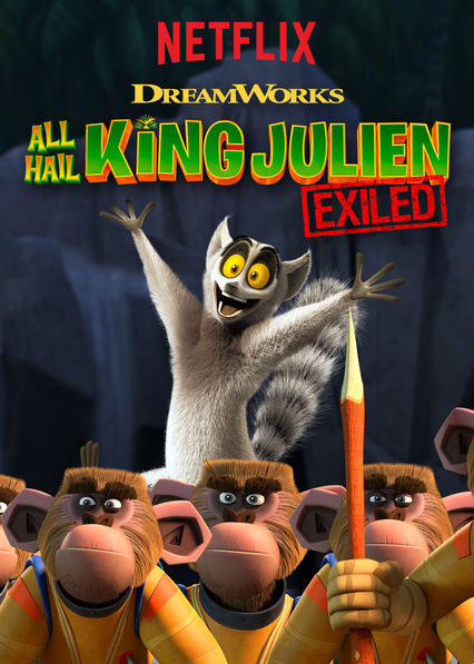 All Hail King Julien: Exiled on Netflix AUS/NZ