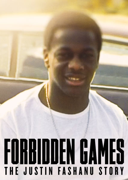 Forbidden Games: The Justin Fashanu Story on Netflix AUS/NZ
