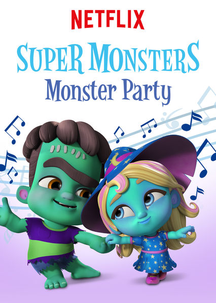 Super Monsters Monster Party