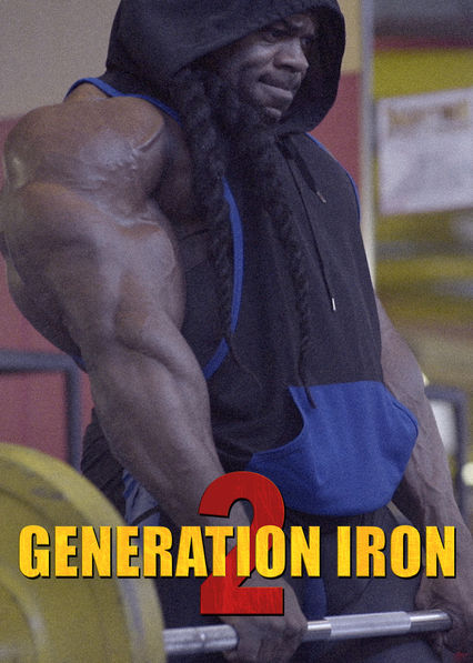 Generation Iron 2 on Netflix AUS/NZ
