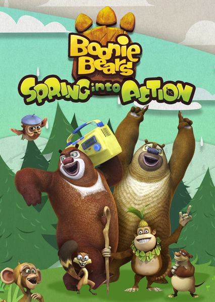 Boonie Bears: Spring Into Action on Netflix AUS/NZ