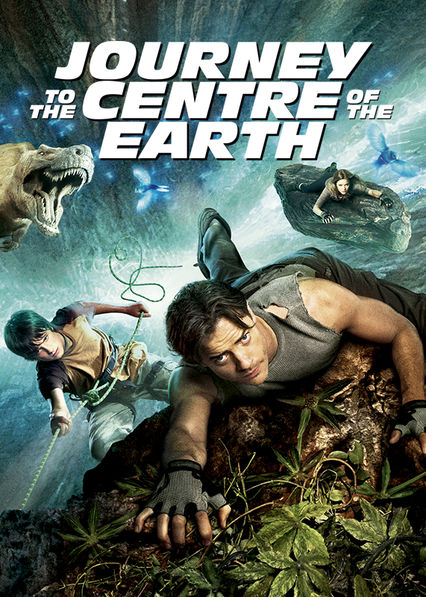 Journey to the Center of the Earth on Netflix AUS/NZ