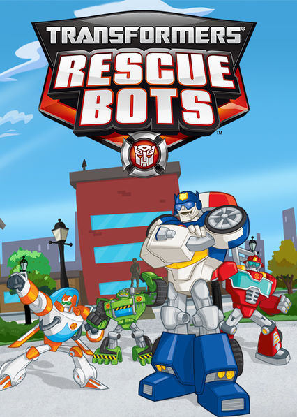 Transformers: Rescue Bots on Netflix AUS/NZ