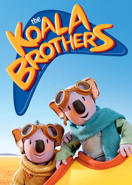 The Koala Brothers on Netflix AUS/NZ