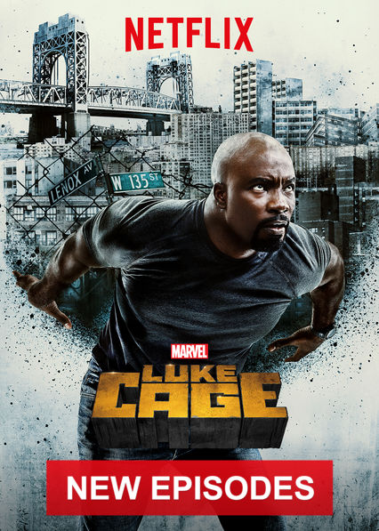 Marvel's Luke Cage on Netflix AUS/NZ