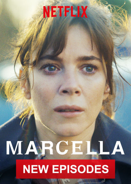 Marcella on Netflix AUS/NZ