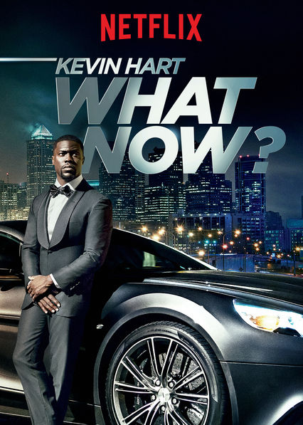 Kevin Hart: What Now? on Netflix AUS/NZ