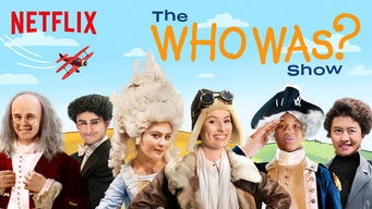 The Who Was? Show (2018)